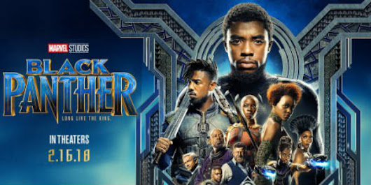Movie Review: Marvel's Black Panther Hits All the Right Notes - :|: Zengrrl :|: Michelle Snow :|: