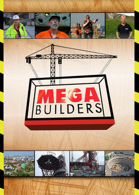 Mega Builders - Season 1