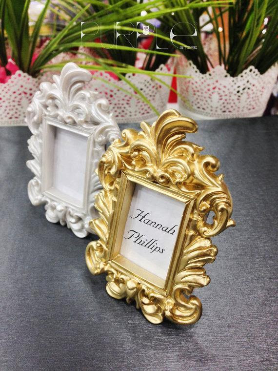 Place Cards Name Cards Ornate Wedding Place Card Holder Ornate