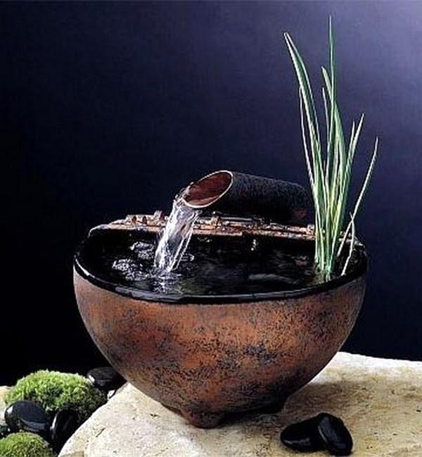 Relaxing Indoor Fountain Ideas (31)