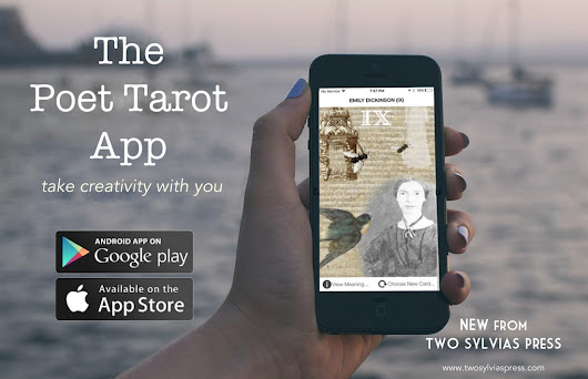 The Poet Tarot? There's An APP for That! - Two Sylvias Press