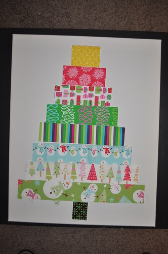 The Quilted Tree ~ Are The Branches Right?