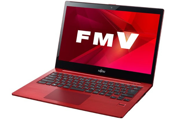 Fujitsu unveils Lifebook UH90 an Ultrabook with Haswell and a 3,200 x 1,800 IGZO display