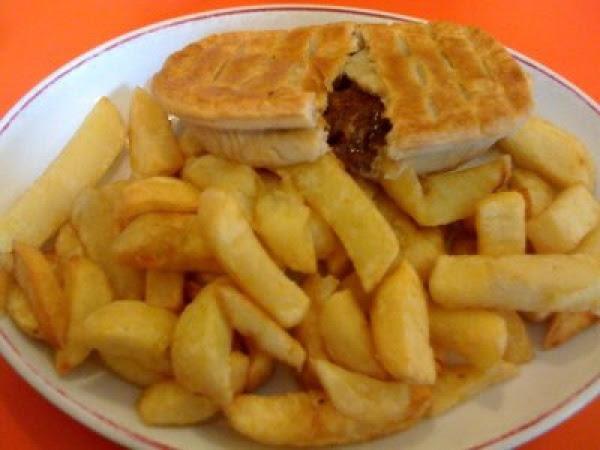 England v France - Pie and chips night - News - St Marys ...