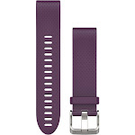 Garmin QuickFit Watch Strap for Fenix 5S, 5S Sapphire - Amethyst Purple