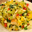 Tropical Chopped Chicken Salad
