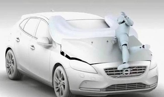 Pedestrian Airbag Preview