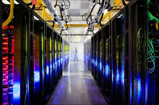 Google shows off Mesa, a super-fast data warehouse that runs across data centers —   Tech News and Analysis