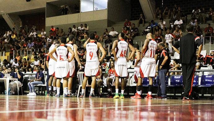 basquete, NBB, Flamengo x Liga Sorocabana (Foto: Bruno Lorenzo/Divulgação)