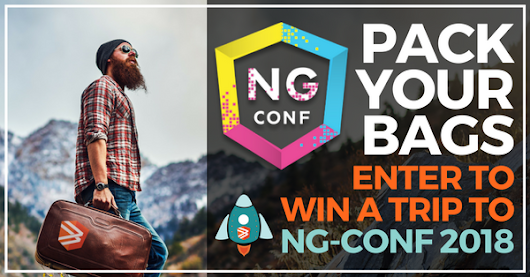 Win a Trip to ng-conf 2018