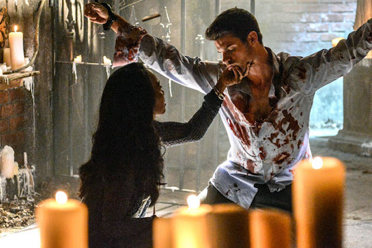 The Originals 2.03 & 2.04  - Psycho Drive-In
