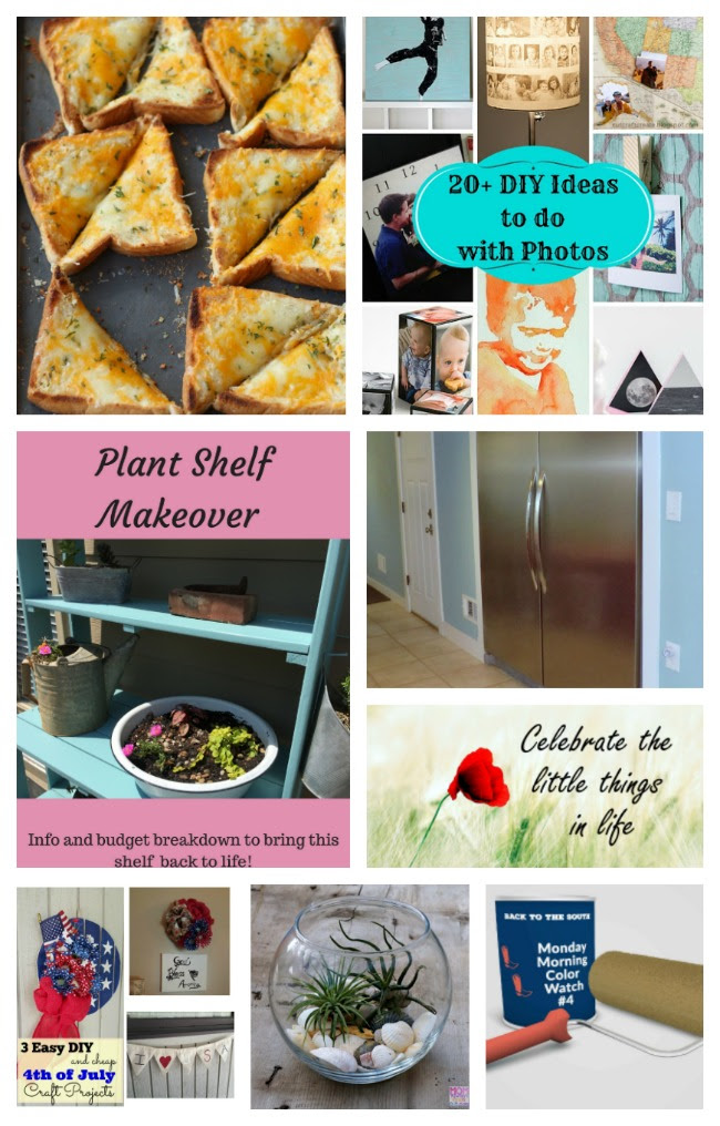 Come join the fun and link your blog posts at the Home Matters Linky Party 139. Find inspiration recipes, decor, crafts, organize -- Door Opens Friday EST.