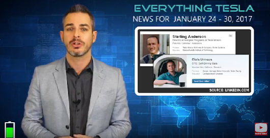 Tesla News This Week Includes Theft, Intrigue, and Politics - Torque News