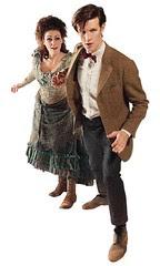 Suranne Jones and Matt Smith