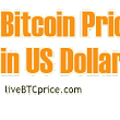 BTC to USD Rate live - 24-hour updated Realtime Bitcoin Price in US Dollar.