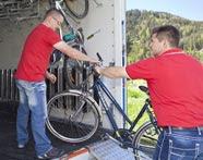 Bikeshuttle Vinschgau