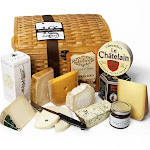 igourmet 8.5 lbs of Luxurious Gourmet Cheese Treasures in Gift Basket