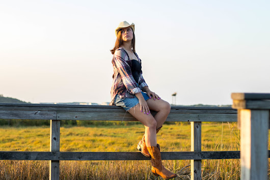 Being Impacted By Country Music Culture + A Perfect Country Gal Look