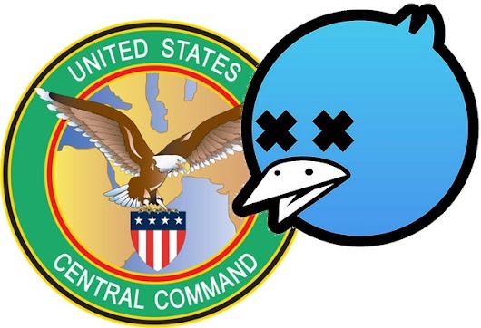 US military's Central Command Twitter account hacked