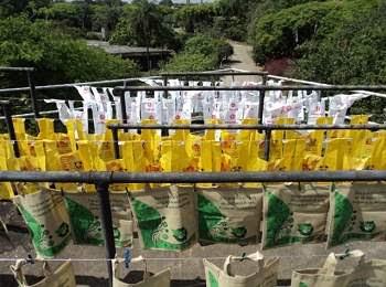 Quanto tempo uma sacola de supermercado leva para se decompor?