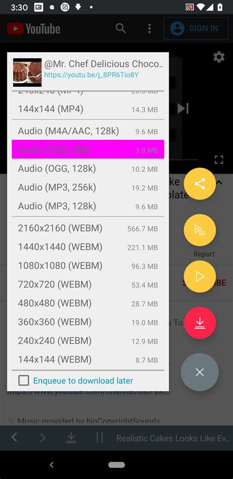 tubemate youtube downloader  android