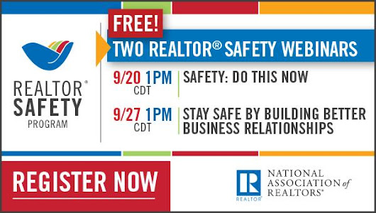NAR Realtor Safety Month
