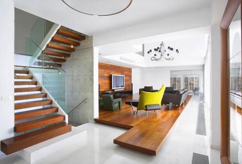 25 Desain Interior Rumah Minimalis 2 Lantai Terbaru 8 Desain Rumah Minimalis