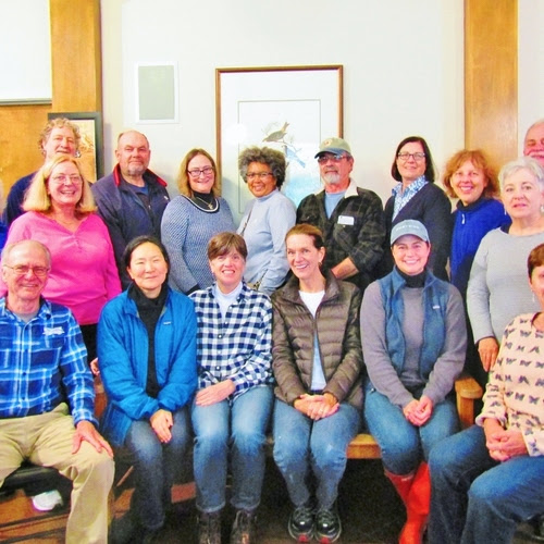 Master Naturalists Complete Training at the CT Audubon Society Center at Fairfield