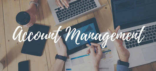 Account Management | My Favorite Web Designs