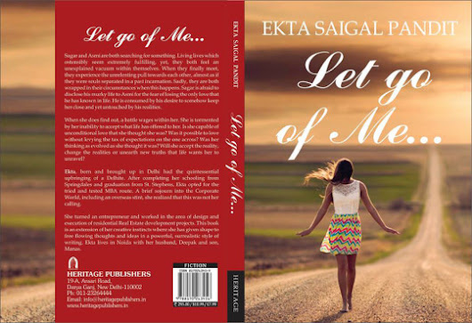Let go of Me by Ekta Saigal Pandit