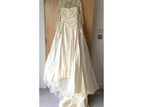 Elie Saab MONET, £2,700 Size: 10   Used Wedding Dresses
