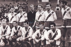 Чемпионский состав 1961 года