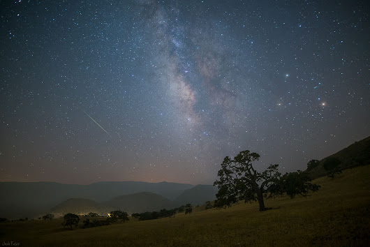 Top 3 Tips on How to Photograph Meteor Showers