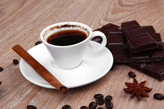 Black coffee and dark chocolate: Enjoying the after taste