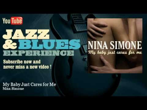 Nina Simone - My Baby Just Cares for Me - Videocover - YouTube