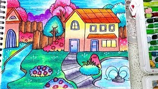 All Clip Of Mewarnai Dengan Crayon Bhclipcom