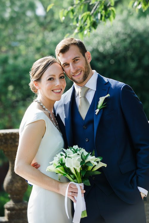 Modern Romantic DC Wedding at Josephine Butler Parks Center