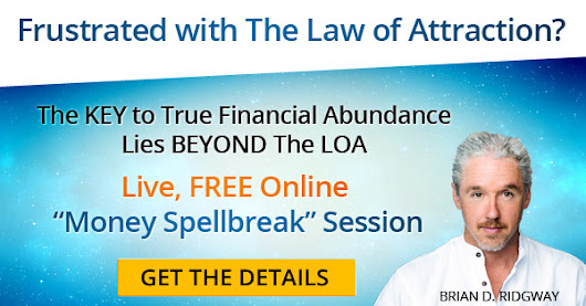 Frustrated with The Law of Attraction?