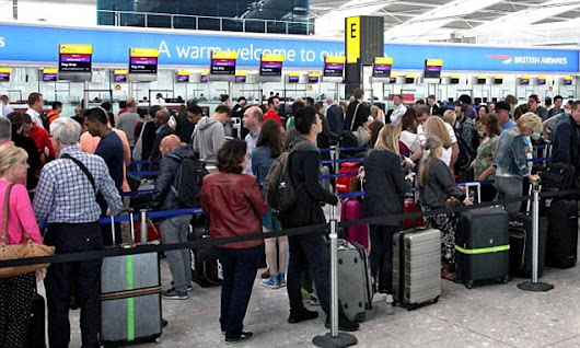 BA attacks Home Office over 'dreadful' immigration queues