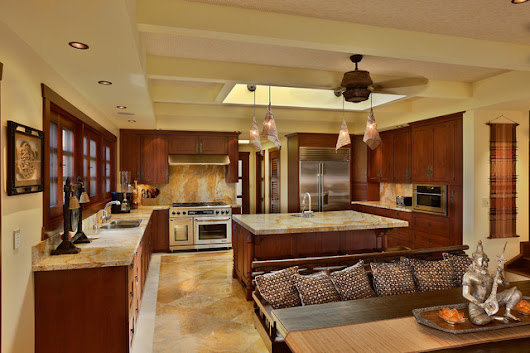 Kitchen - Asian - Kitchen - Other - by Architectural Design & Construction