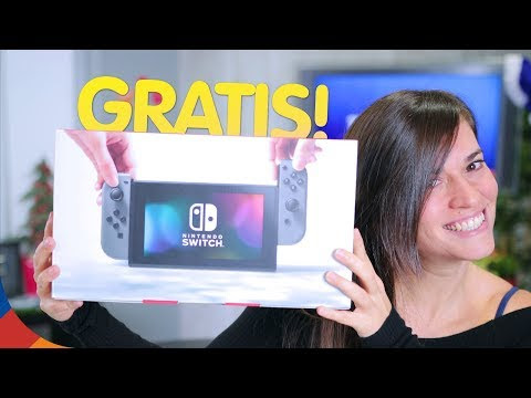 SORTEO NINTENDO SWITCH (Internacional)