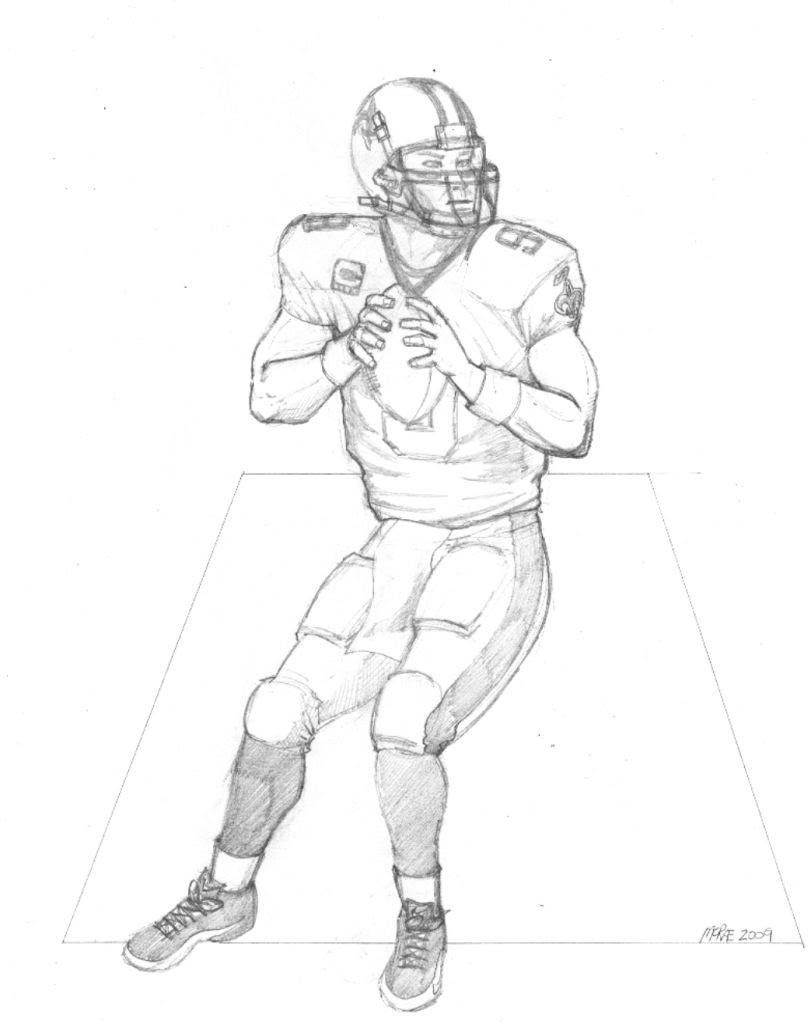The best free Nfl drawing images. Download from 764 free drawings of Nfl at GetDrawings
