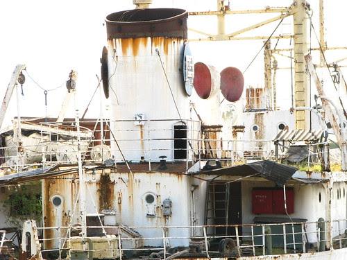 Navio paraguaio