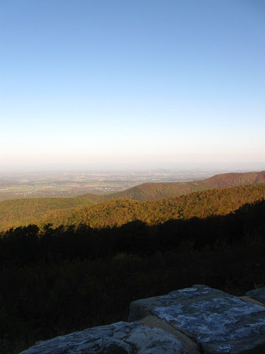View of Rock Mountain