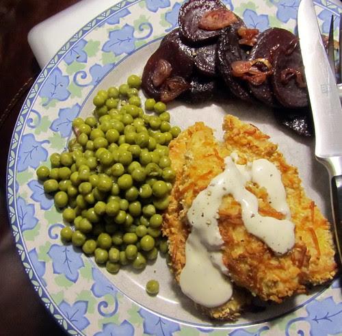 Chicken & Beets
