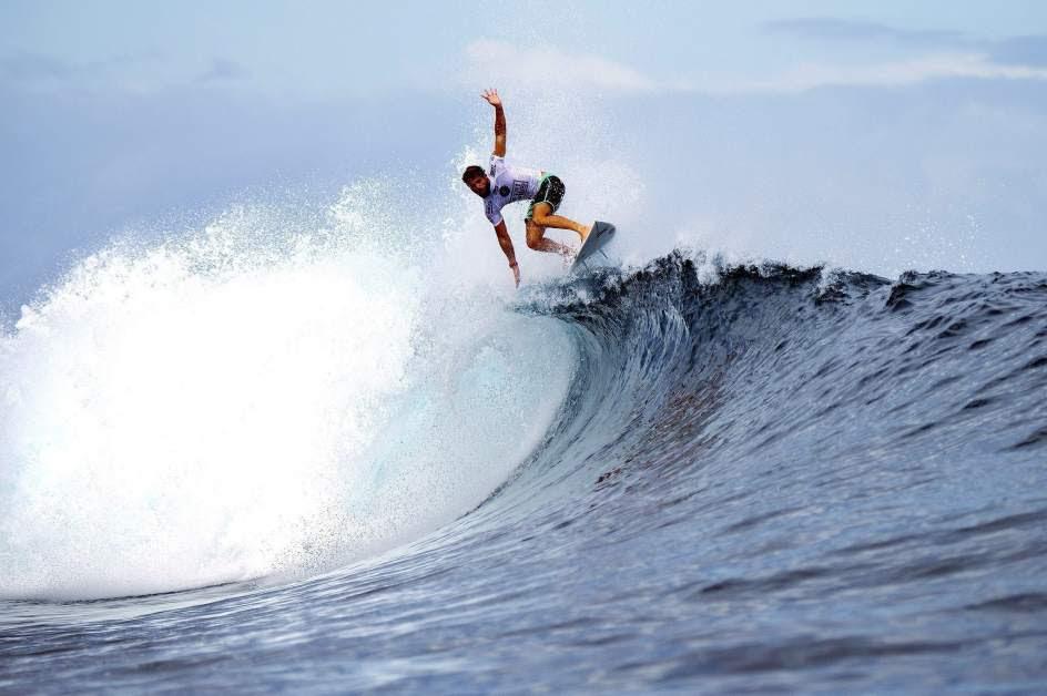 Liga Mundial de Surf 2015