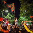 Euro 2016 against Wales: Luxembourg City, a sea of red & green after Portugal win