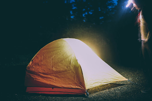 Planning a Weekend Camping Trip (+ a Checklist!) » Modern Home Economics