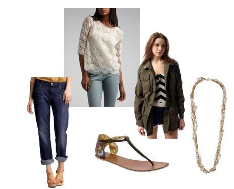 Forever 21, Old Navy, Urban Outfitters, Charlotte Russe