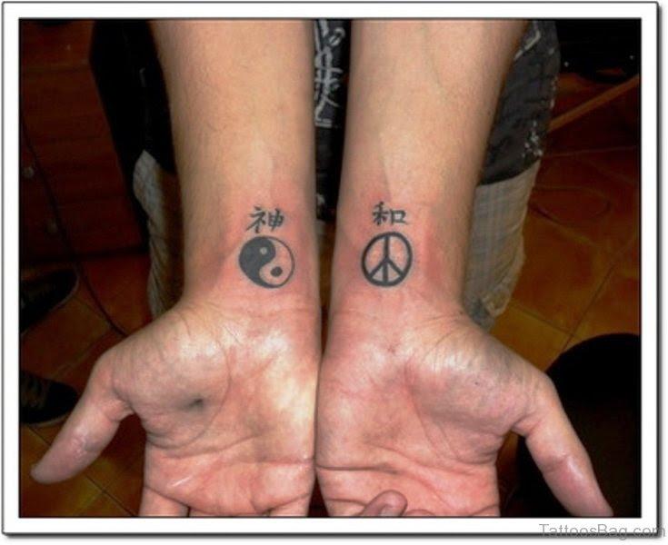 39 Perfect Yin Yang Tattoos On Wrist